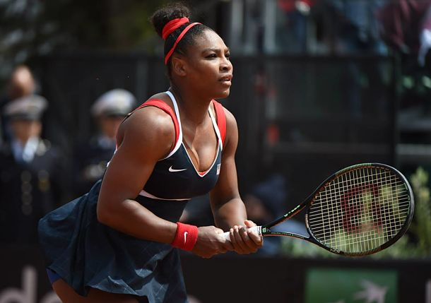 Serena Keeps Singles Streak Alive, but Americans Fall to Italy