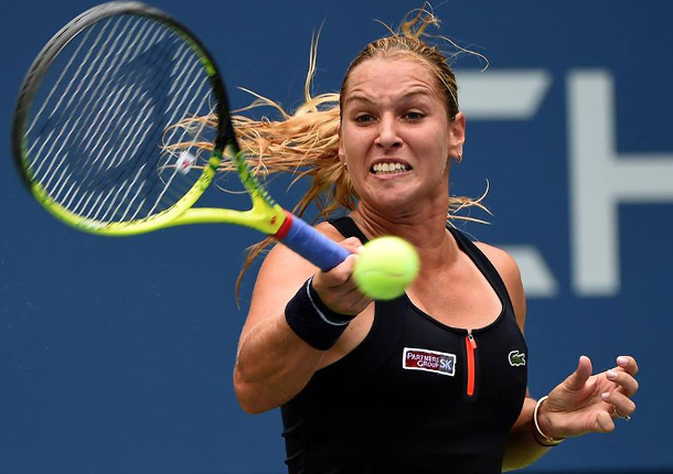 Cibulkova Conquers No. 7 Seeded Ivanovic in US Open Opener