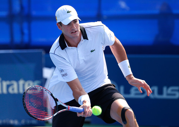 Isner and Baghdatis Meet in Atlanta Final