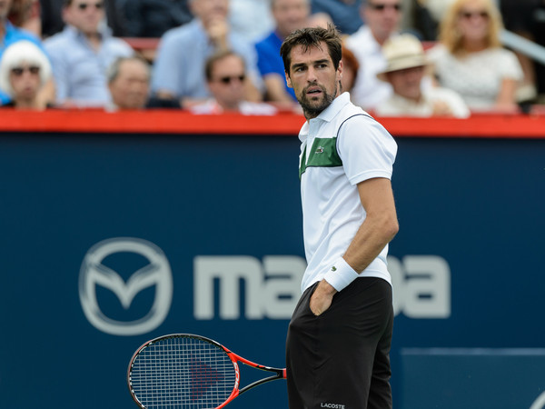 Chardy Denies Isner Seven Match Points to Reach Montreal Semis