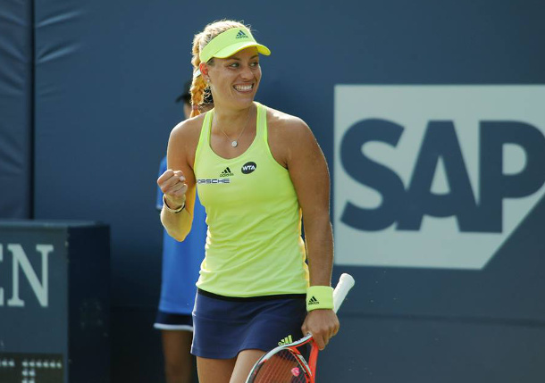 Kerber Conquers Pliskova in Stanford Final for Fourth Title of 2015