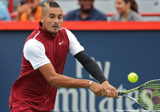 "Kyrgios Gets Six-Month Probation from ATP for ""Aggravated Behavior"" in Montreal"