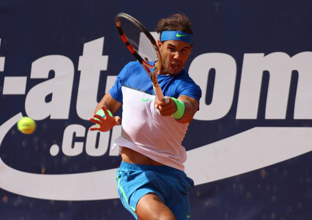 Nadal Slams Seppi to Reach Hamburg Final