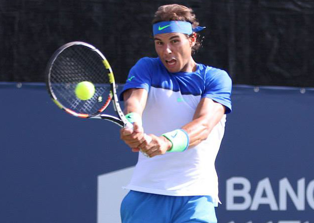 Nadal Passes Stakhovsky Test in Montreal Return