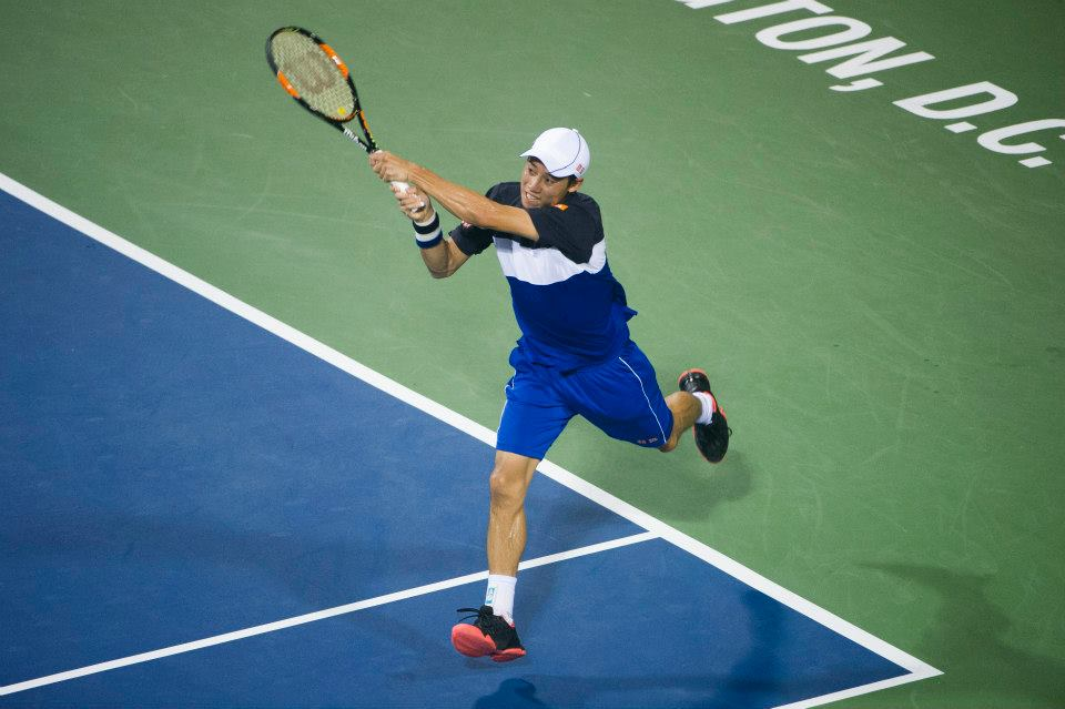 Nishikori and Cilic Continue US Open Quest With D.C. Wins