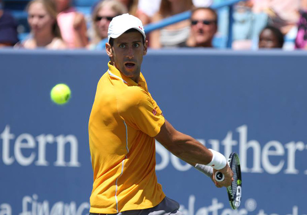 Tough Losses Still Serving as Motivation for Djokovic as Open Approaches