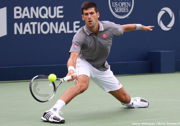 Djokovic Saves Match Points to Subdue Gulbis