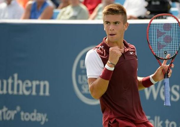 Big-Match Triumph Could Spur Coric's Forward Progress