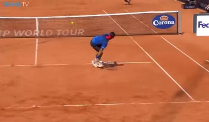 Why We Can't Stay Mad at Fabio Fognini: Genius Shotmaking
