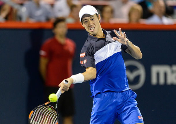Nadal Bounced by Nishikori in Montreal