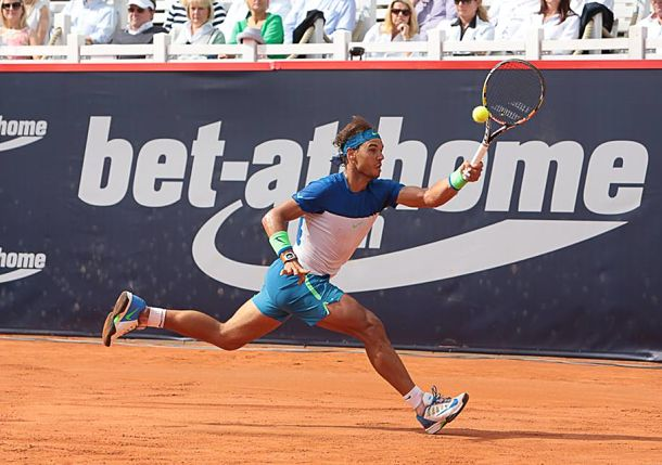 Nadal Takes Revenge on Fognini in Hamburg