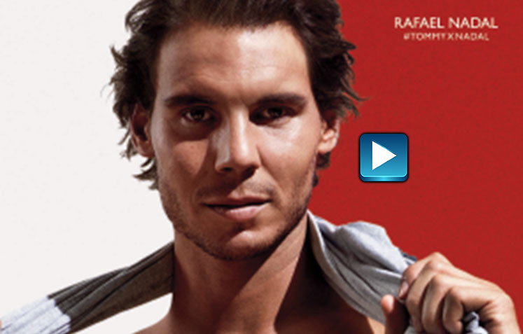 Rafa Strips-Maria vs. Fans-Best Hair in Tennis