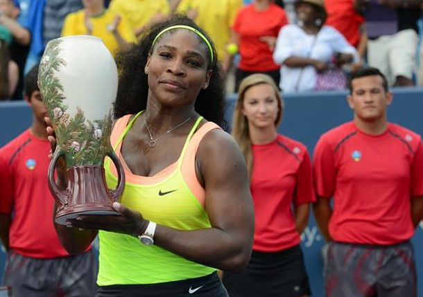 After Cincinnati Triumph, History Waits for Serena Williams in New York