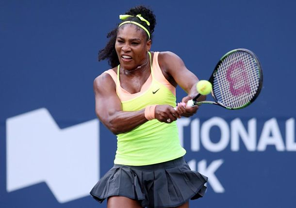 Slow-Starting Williams Overcomes Pennetta in Three