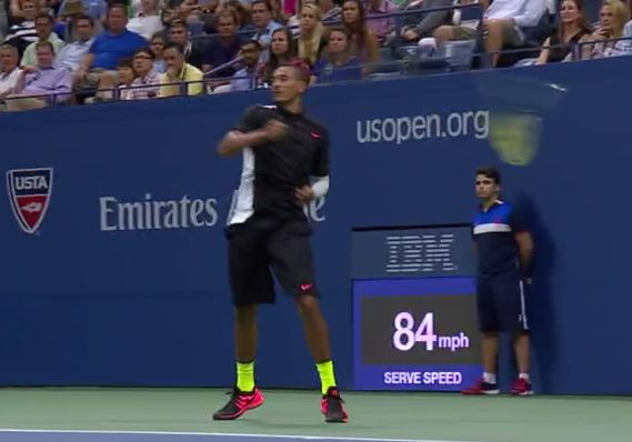 Nick Kyrgios: The Good, The Bad, The Sleepy
