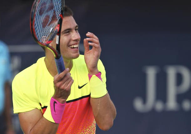 Borna Coric Talks about Dreamy Dubai Experience