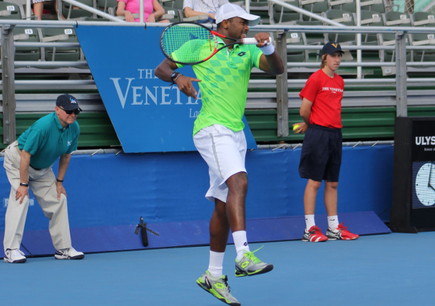 Young Fights Past Tomic into Delray Beach Final