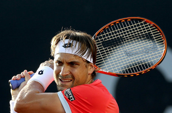 David Ferrer Captures Fourth Acapulco Title
