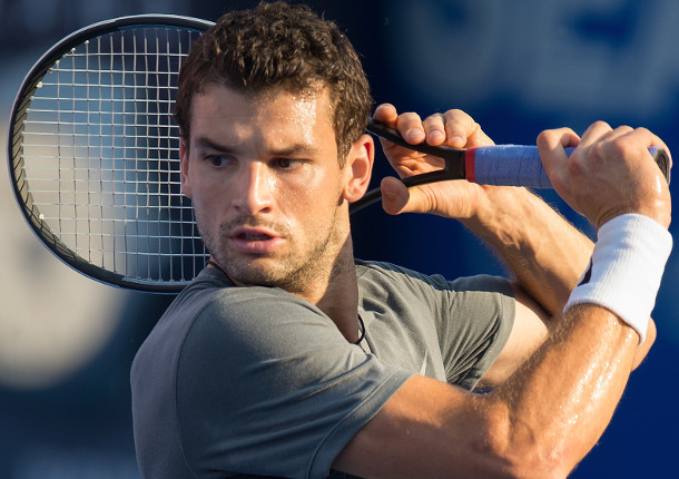 Video: Grigor Dimitrov on Favorites
