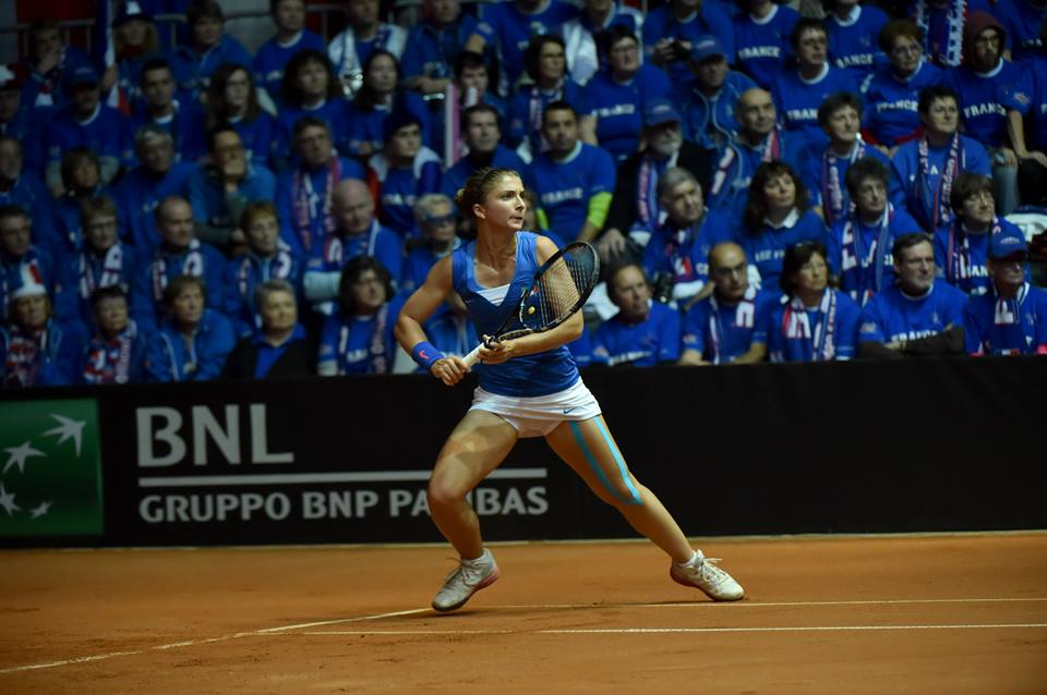 Fed Cup: Germany levels with Australia; Italy, Russia in Command