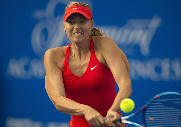 Video: Sharapova Rolls in Acapulco Opener