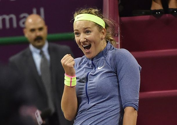 Red-Hot Azarenka Reaches Doha Final with Win over Venus Williams