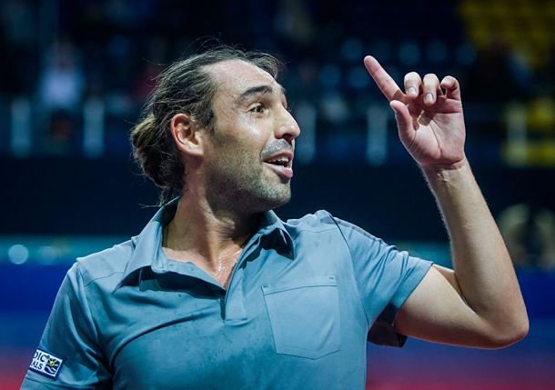 Baghdatis Out of Olympics