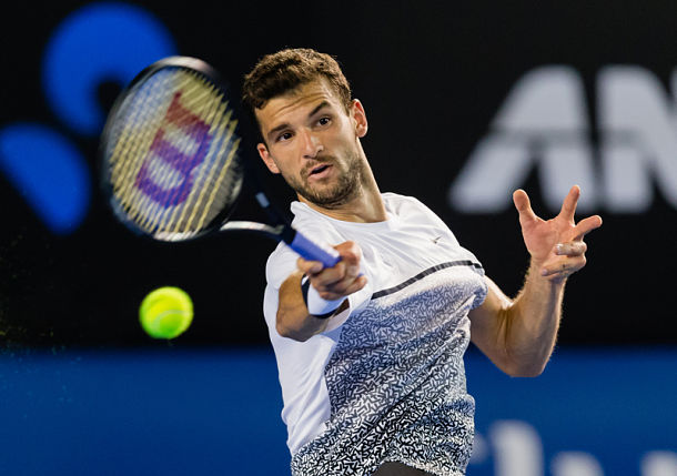 Dimitrov Saves Two Match Points to Defeat Mathieu in Controversial Match
