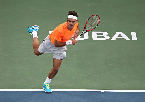 Federer Defeats Djokovic for Seventh Dubai Title