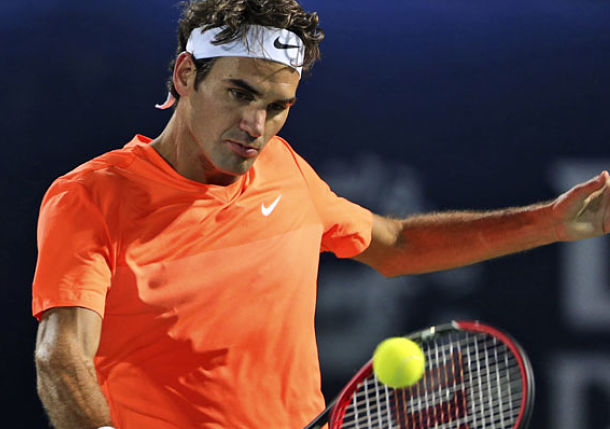 Federer Notches Sweet 16 vs. Youzhny