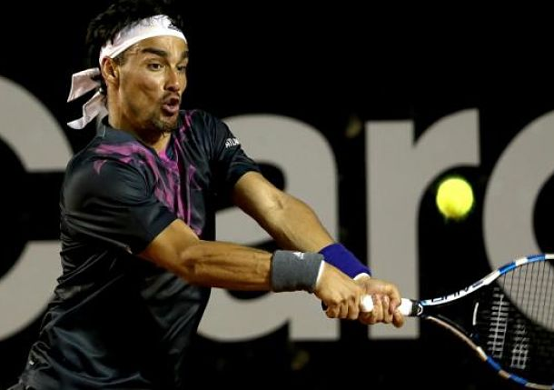 Nadal's Streak Snapped by Fognini in Rio