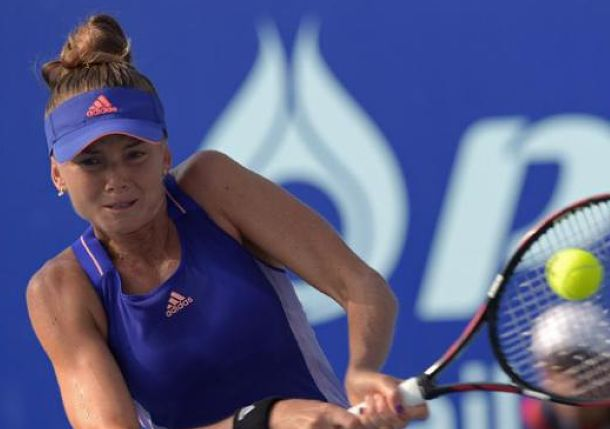 Hantuchova Snags Third Pattaya Title