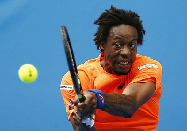 Monfils, Simon Set All-French Final in Marseille
