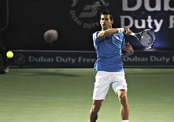 Djokovic Makes Light Work of Ilhan in Dubai