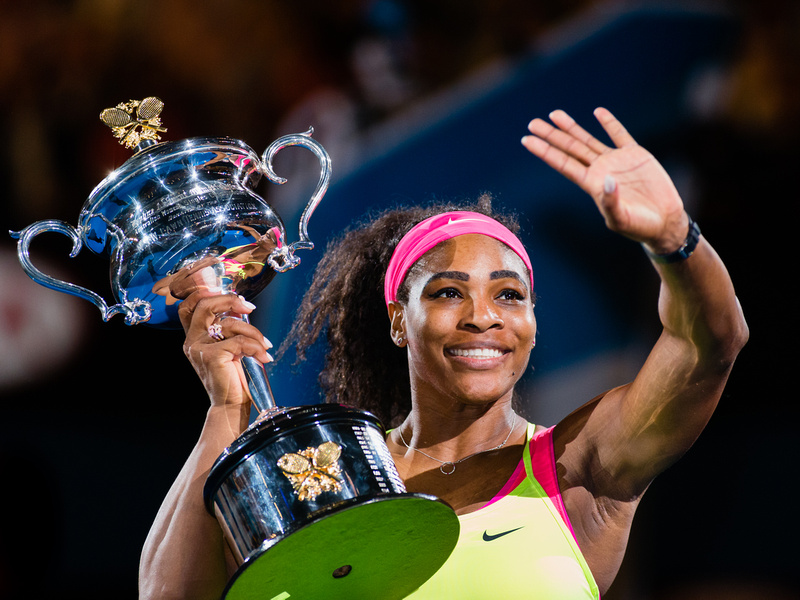 Statisfaction: Zeroing in on Serena Williams' Greatness