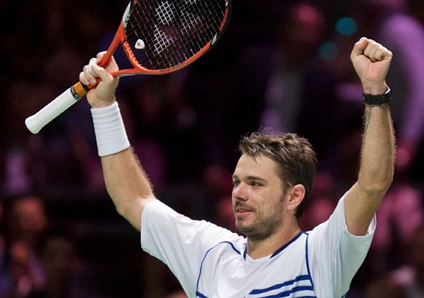 Wawrinka's Happiest Aussie Moment May Have Already Come