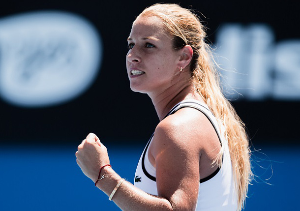 Cibulkova Tops Azarenka To Reach Quarterfinals