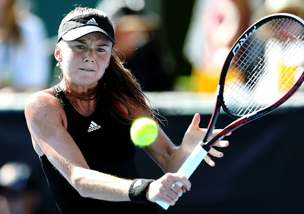 Hantuchova Credits New Coach for Auckland Win