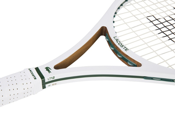 Lacoste Launches L12: World's Most Exclusive Racquet?