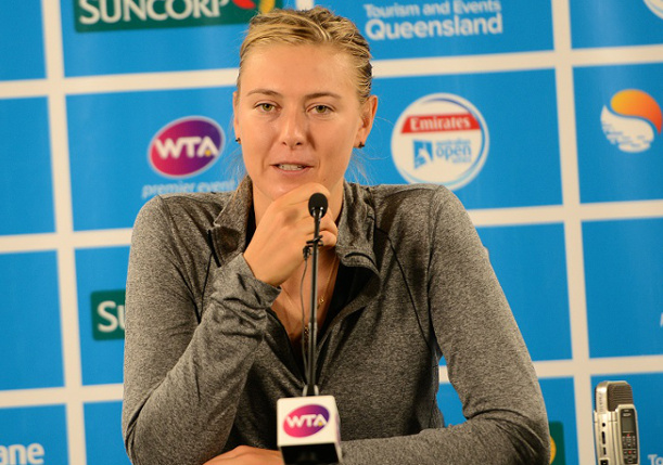Sharapova: No Secrets vs. Ivanovic