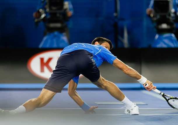 Video: Djokovic Makes Muller's Magic Disappear
