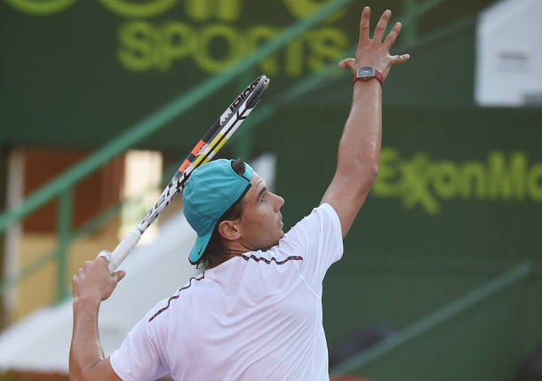 Rafa Doubles Up in Doha Return