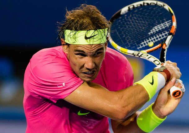 Ultimate Warriors: Nadal, Sharapova Dig Deep in Comebacks