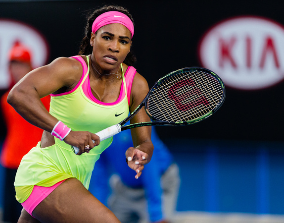 Serena Withdraws from Dubai Due To Illness