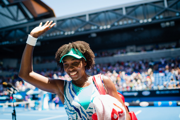 Venus Talks Dancing, Veganism, and Playing Serena