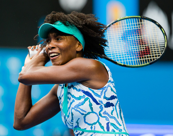 Venus Gets Closer to Second Week in Melbourne
