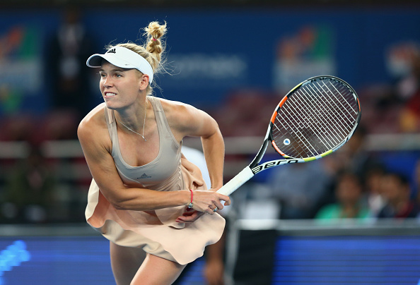 Wozniacki Withdraws From Madrid, Rome