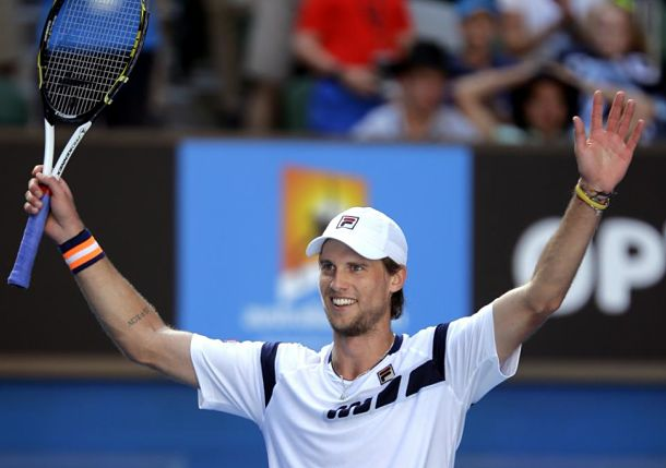 Federer Stunned by Seppi at Australian Open