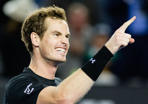 After Testy Battle, Murray into Fourth Australian Open Final