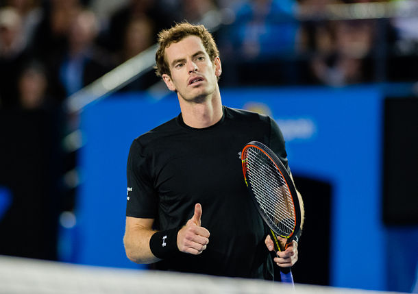 Murray Plays Villain, Ends Kyrgios Run with Shutdown Effort